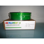 PET-G Verde Translucido 1.75mm 750Gr