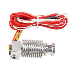 J-head E3D V6 Hotend Extruder Nozzle-0.4mm direct drive filament-1.75mm sem ventoinha e tubo
